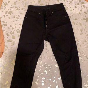 NEW Carmar High Wasted Skinny Jeans
